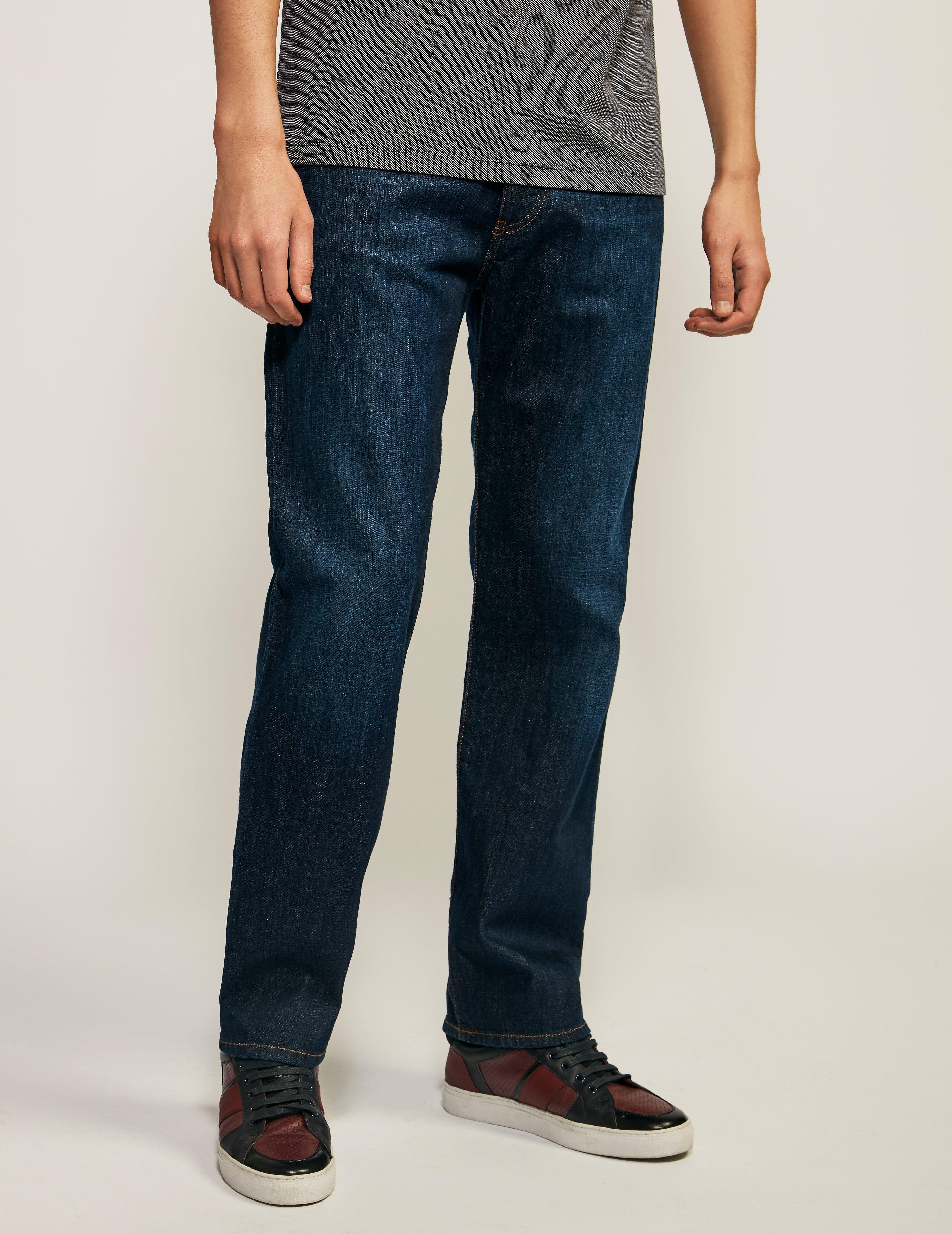 Armani Jeans J21 Regular Fit Jeans - Short Leg