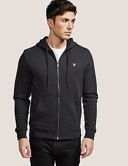 Lyle & Scott Full Zip Fleece Hoody