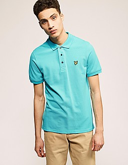Lyle & Scott Short Sleeved Polo Shirt