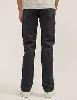 Armani Jeans J21 Gabardine Regular Fit Jeans - Long