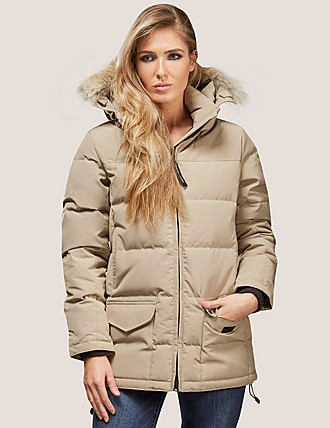 Canada Goose down outlet authentic - Canada Goose Jackets & More | Women | Tessuti