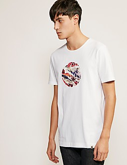 Pretty Green Union Jack Logo T-Shirt