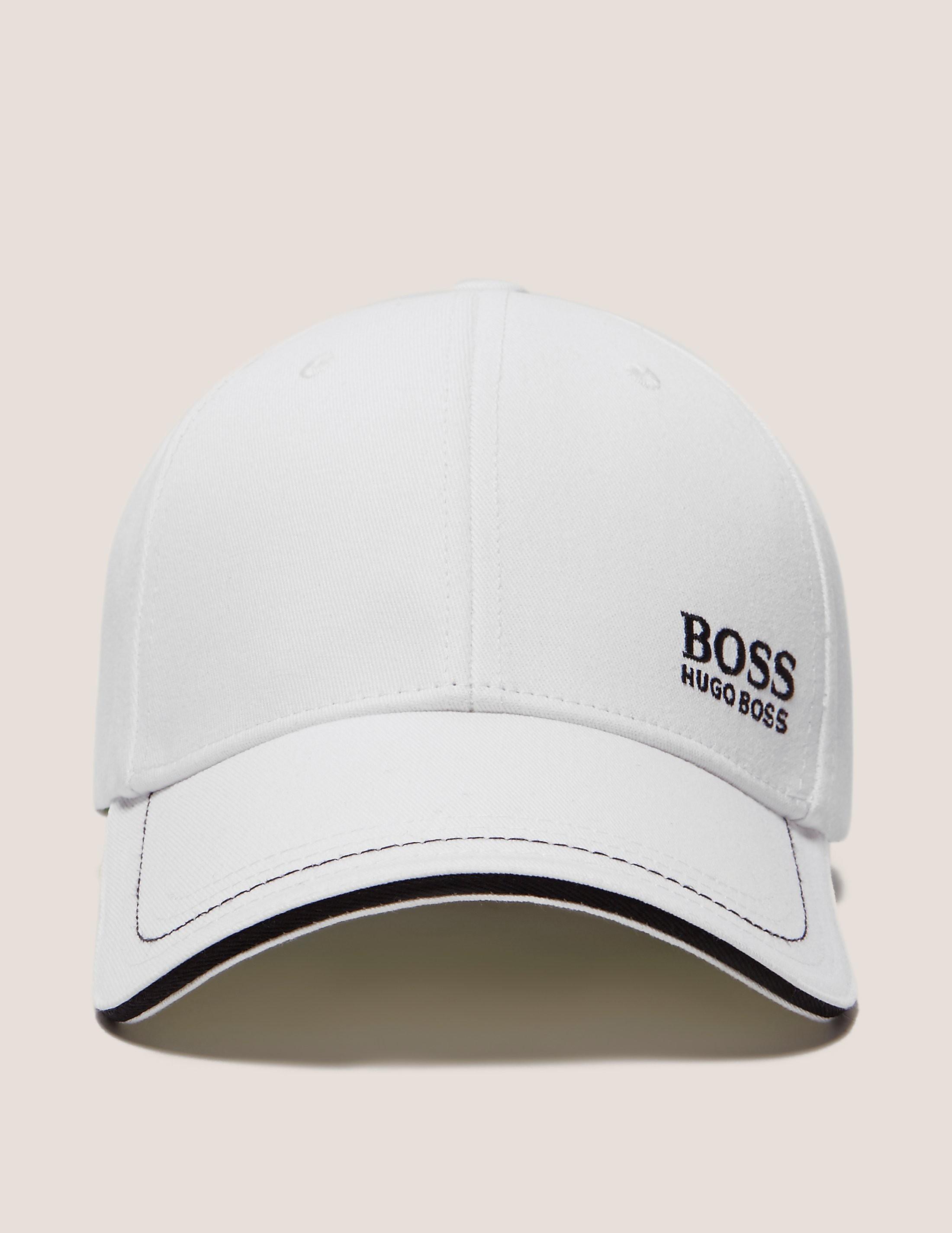 BOSS Green Logo Cap