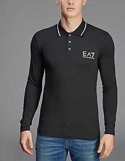 Emporio Armani EA7 Core ID Mens Polo Shirt