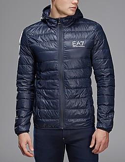Emporio Armani EA7 Bubble Hooded Jacket