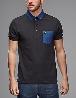Lyle & Scott Jacquard Polo Shirt