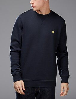 Lyle & Scott Basic Crew Neck Sweatshirt