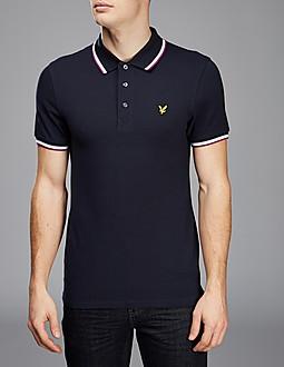 Lyle & Scott Tip Polo Shirt