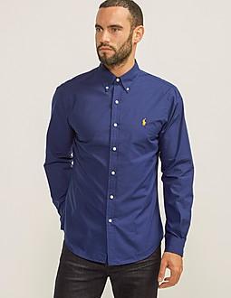 Polo Ralph Lauren Poplin Long Sleeved Shirt
