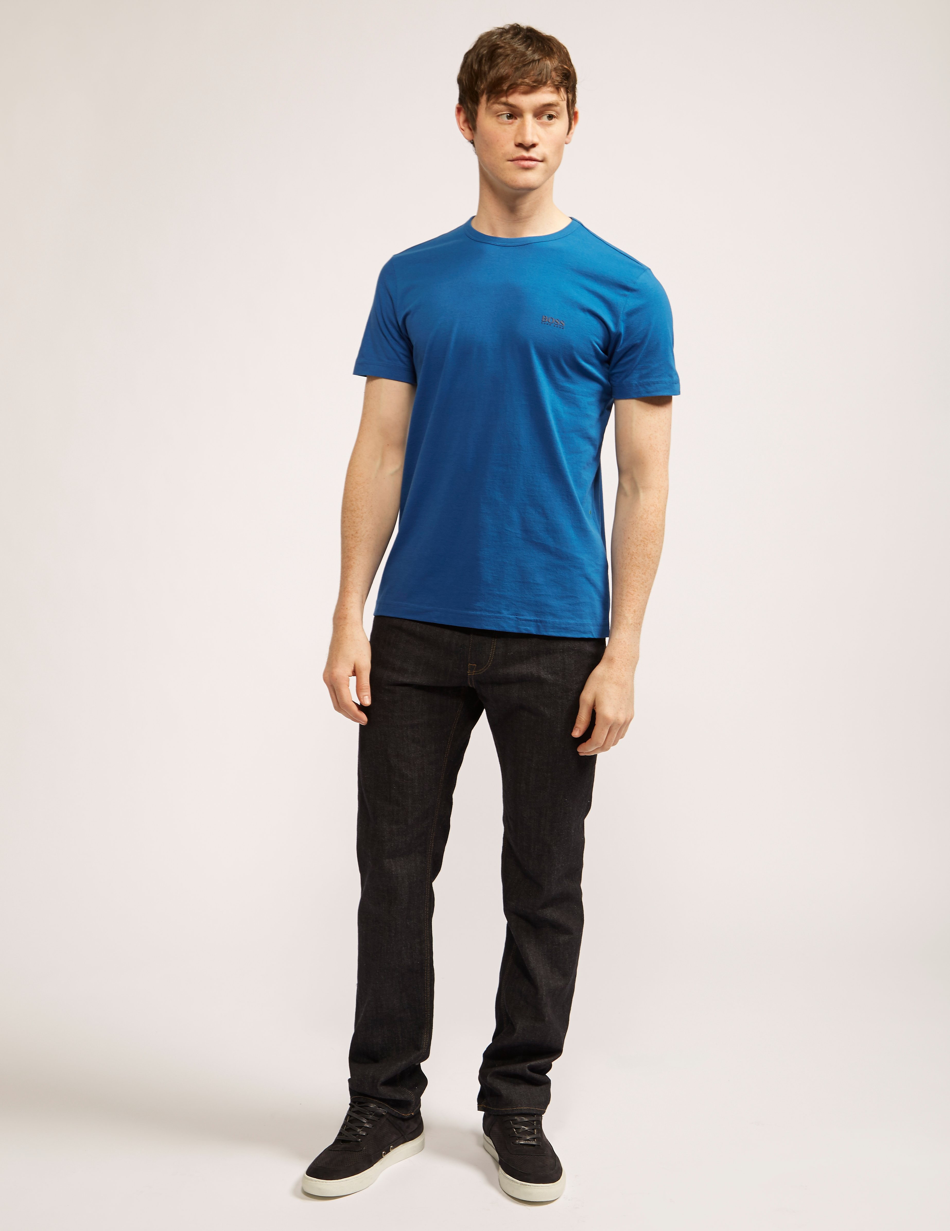 BOSS Green Classic Crew Neck T-shirt
