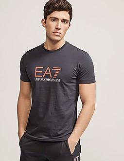 Emporio Armani EA7 Eagle Back T-Shirt