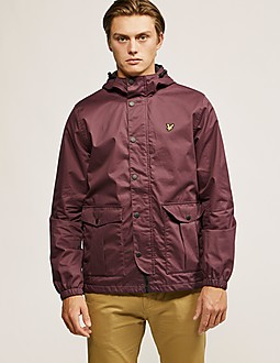 Lyle & Scott Fleece Lined Jacket