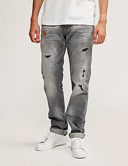 True Religion Geno Slim Fit Jeans
