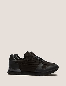 Antony Morato Suede Run Trainer