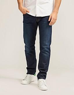 Armani Jeans J28 Straight Leg Jeans