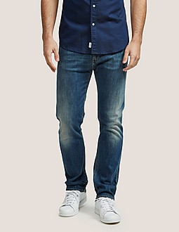 Armani Jeans J45 Regular Fit Jeans - Short