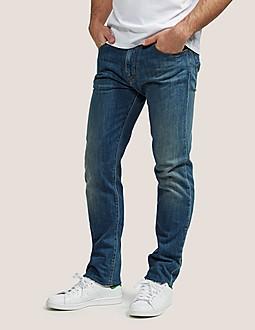 Armani Jeans J45 Regular Fit Jeans - Long