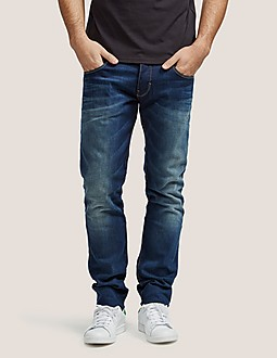 Armani Jeans J20 Extra Slim Fit Jean - Long