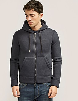 Armani Jeans Fleece Lined Hood