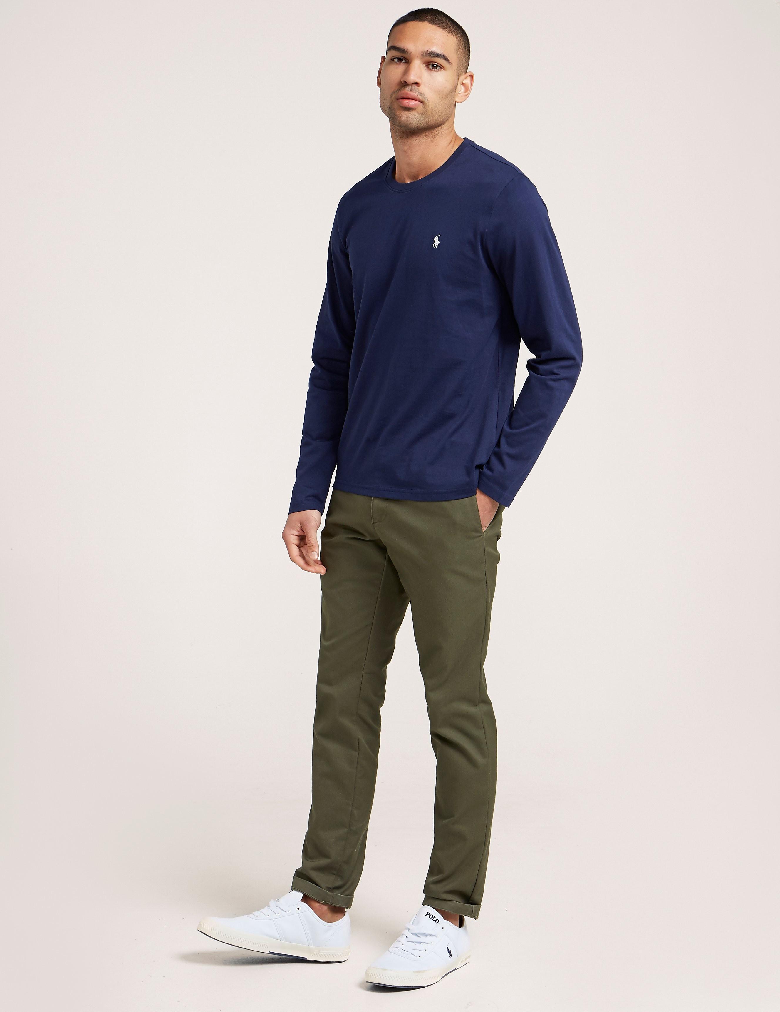 Polo Ralph Lauren T-Shirt Long Sleeve Crew Neck