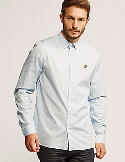 Lyle & Scott L&S Plain Pop Shirt