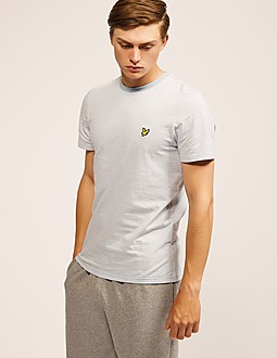 Lyle & Scott T-Shirt Fine Stripe