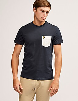 Lyle & Scott T-Shirt Pocket
