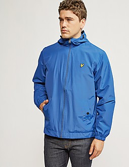 Lyle & Scott Zip Hood Jacket