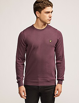 Lyle & Scott Crew Neck Knit