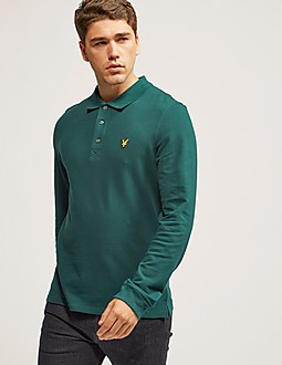 Lyle & Scott Plain Polo