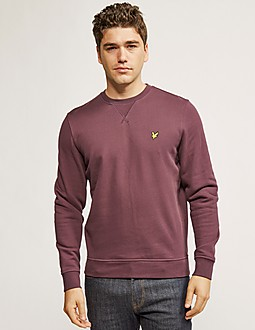 Lyle & Scott Long Sleeve Crew Neck Sweatshirt