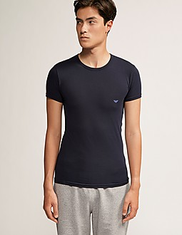 Emporio Armani T-Shirt Chest Eagle