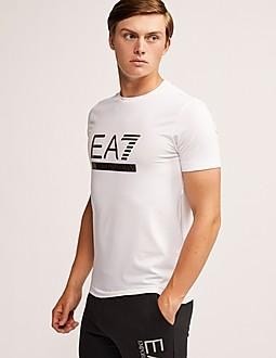 Emporio Armani EA7 T-Shirt Chest Print