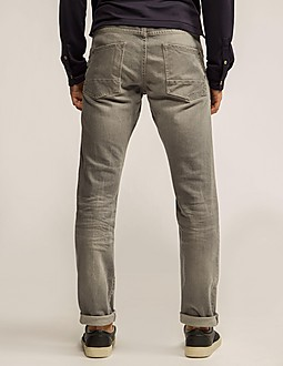 Scotch & Soda Ralston Stone & Sand Slim Fit Jeans