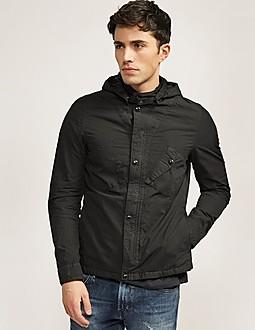 CP Company Goggle Hood Overshirt