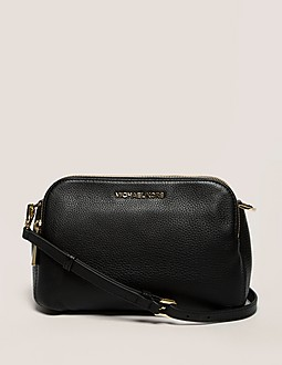 Michael Kors Bedford Medium Zip Messenger Bag