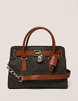Michael Kors Hamilton East West Satchel