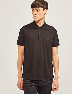 BOSS Green Pique Polo Shirt