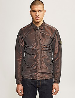 Stone Island Nylon Metal Red Weft Jacket