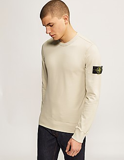 Stone Island Light Gauze Crew Sweatshirt