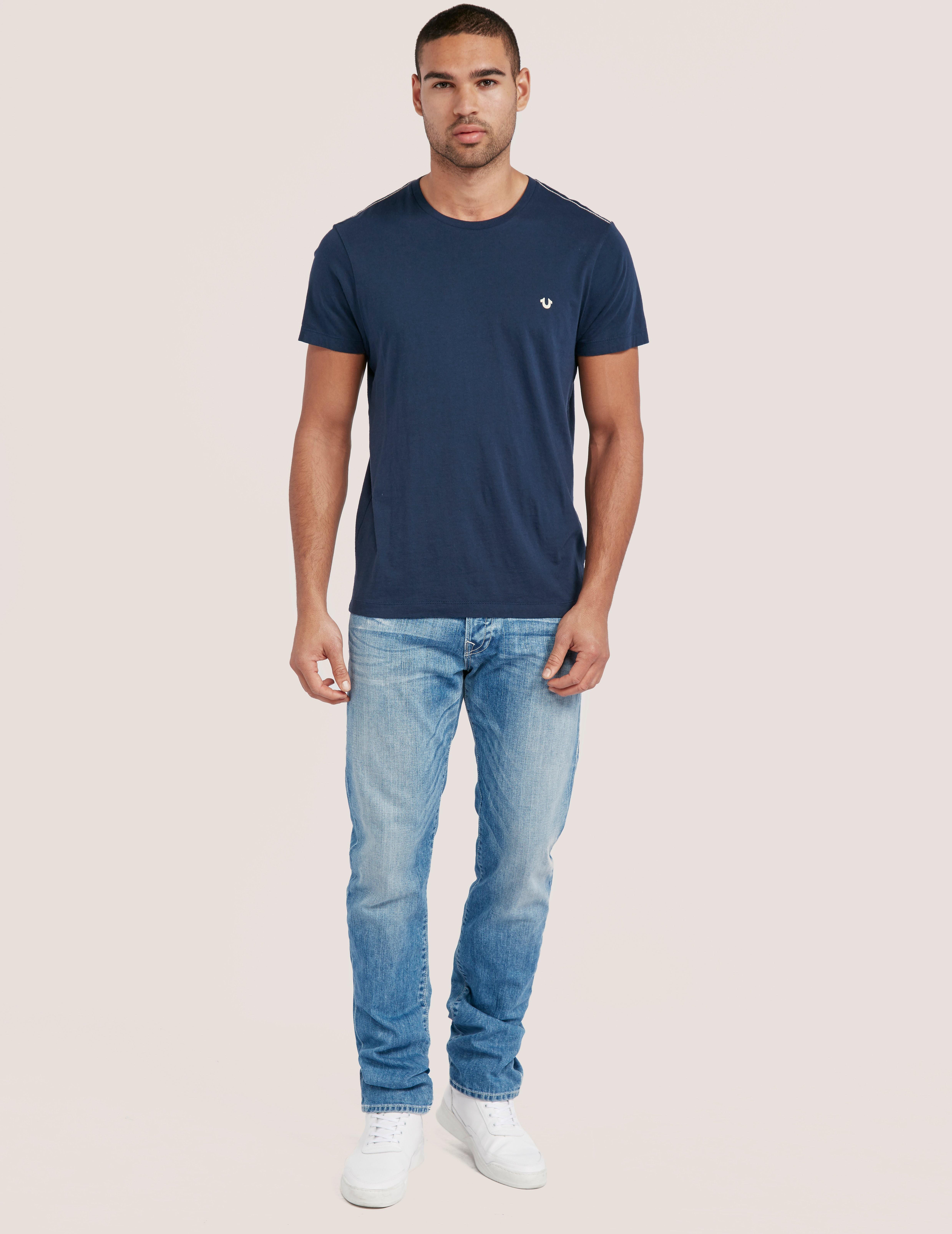 True Religion Rocco River Slim Fit Jeans