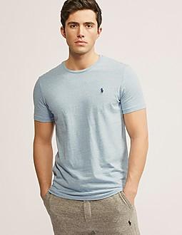 Polo Ralph Lauren Short Sleeve Custom Fit Crew Neck T-Shirt