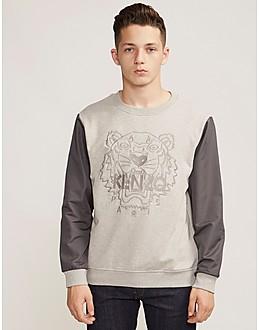 KENZO Junior' Tiger Print Sweatshirt