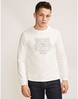 KENZO Junior' Dot Tiger Sweatshirt