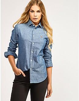 Polo Ralph Lauren Harper Denim Shirt
