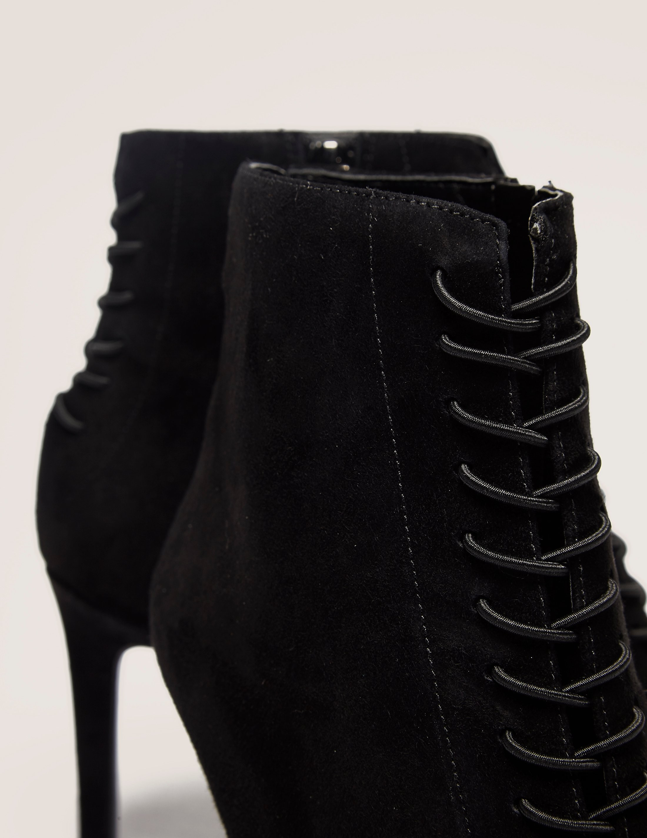 Kendall & Kylie Corasage Ankle Boot
