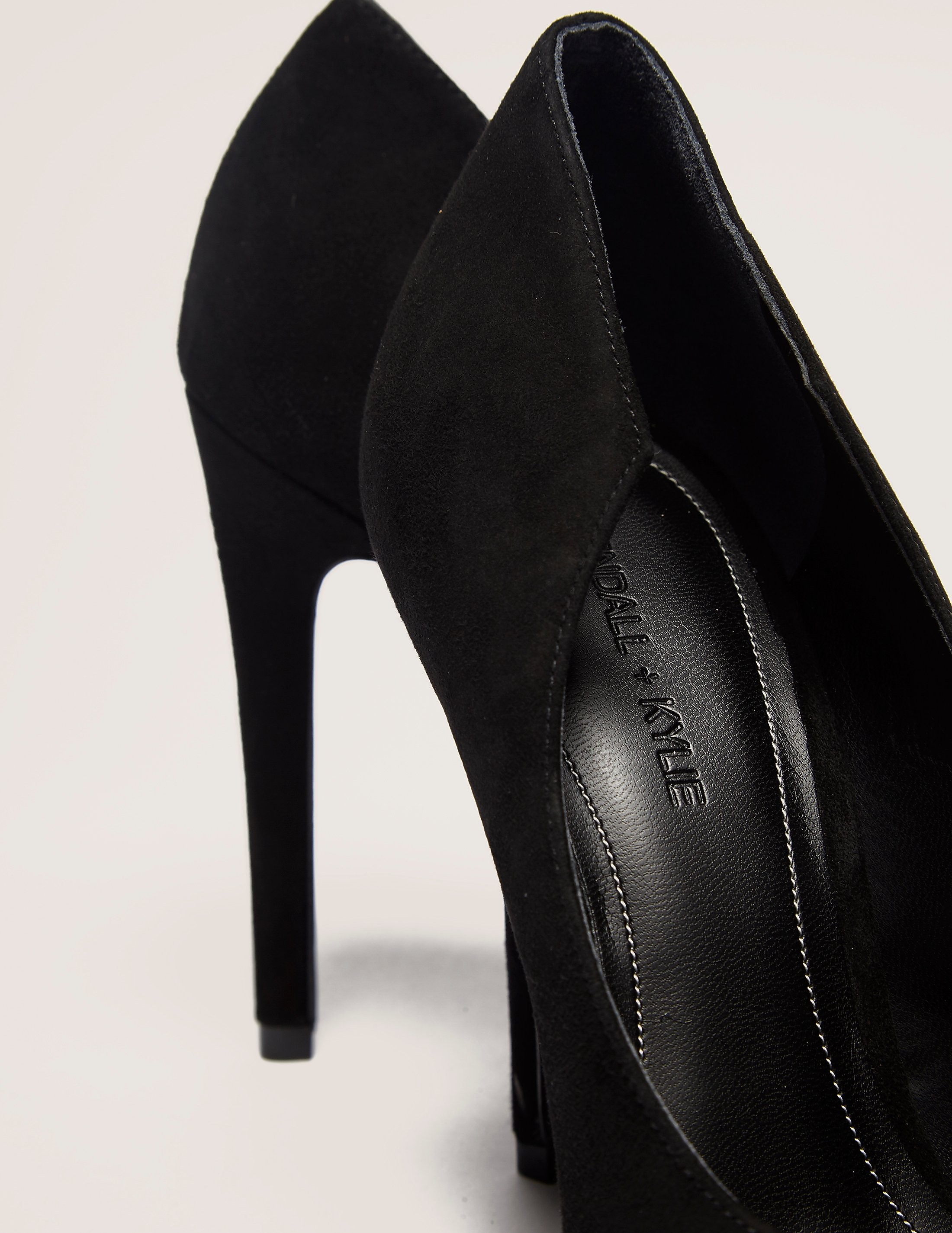 Kendall & Kylie Suede Court Shoe