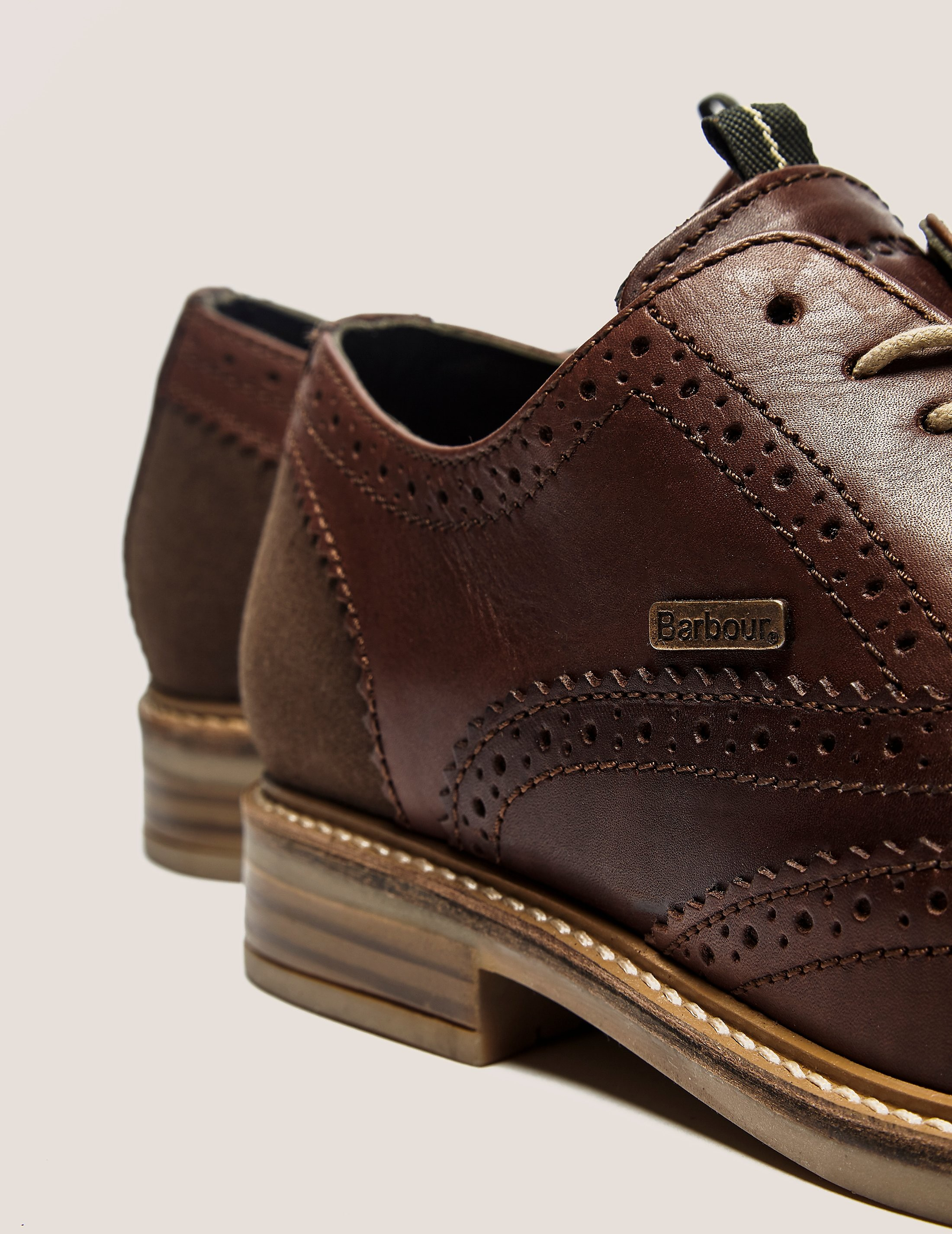 Barbour Redcar Brogue