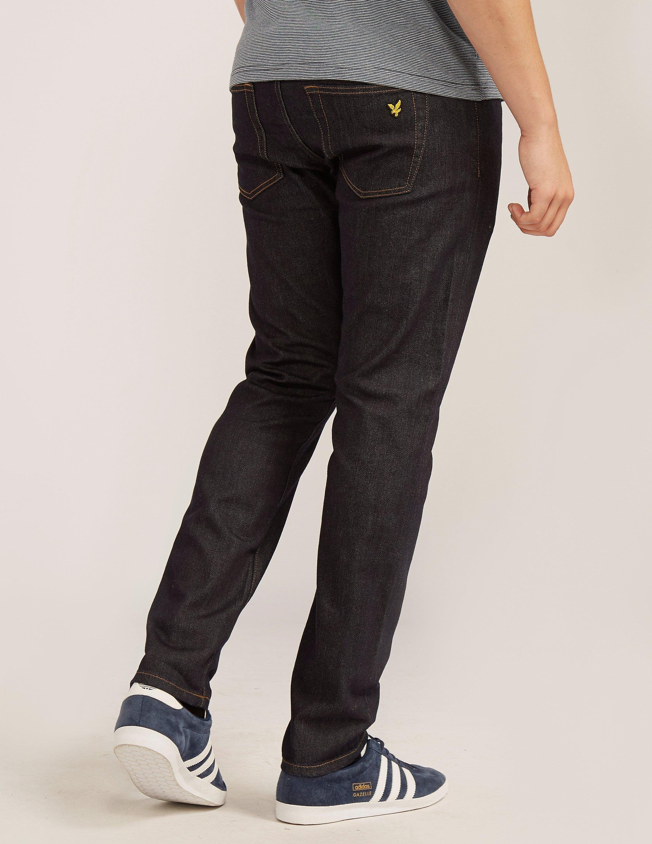 Lyle & Scott Slim 5 Pocket Jean