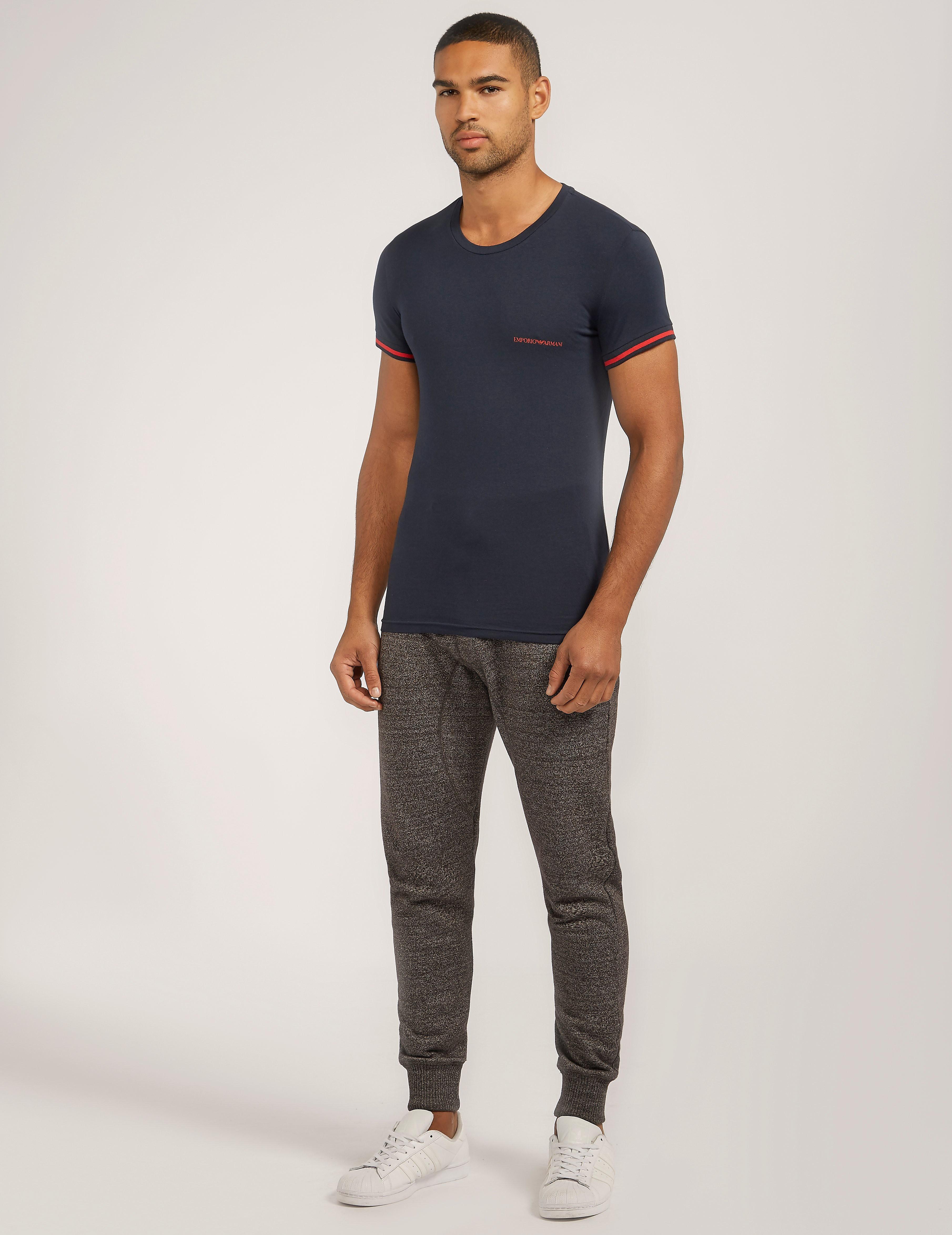 Emporio Armani Trim Short Sleeve T-Shirt